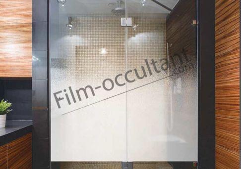 Film intimité discretion blanc degressif pour vitrage