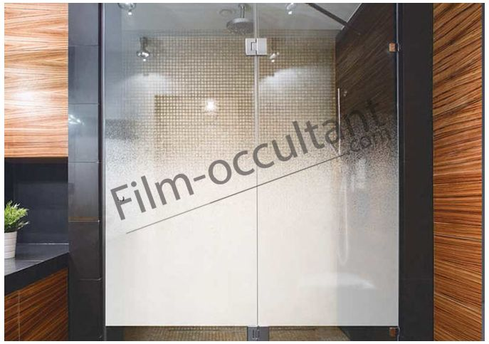 film intimit discretion blanc degressif pour vitrage film occultant com. Black Bedroom Furniture Sets. Home Design Ideas