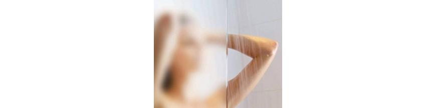 Film intimit opaque film intimit d poli film adh sif for Salle de bain avec baie vitree